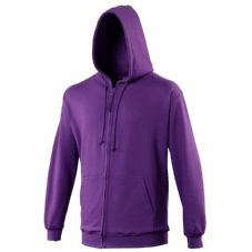 ST GEORGES PICU ZIPPED HOODY - PURPLE (CONSULTANTS ONLY)